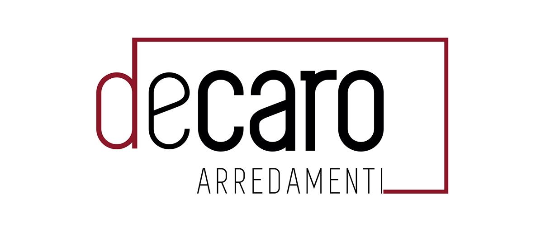 Branding realizzazione siti web professionali e grafica for De caro arredamenti