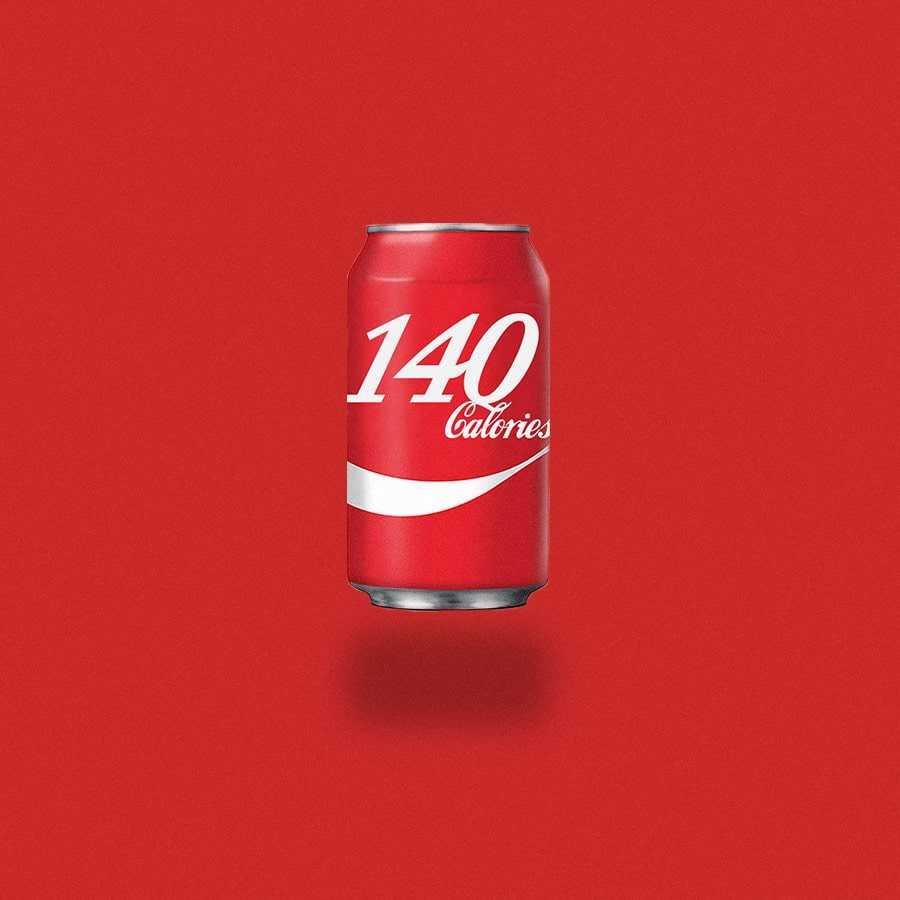 coca cola calorie